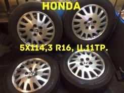 Honda оригинал 5х114,3 R16 БП по РФ (100% с Японии)