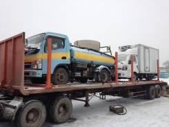 Доставка с Владивостока спецтехники и автомобилей.