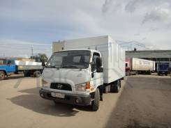 Изотермический фургон Хендай, Хендай 78, Пежо, Пежо Боксер установка
