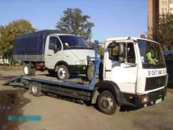 Перевозка, эвакуация микроавтобусов, грузовиков, коммерческих фургонов