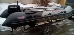 Продам надувную лодку Касатка-385 Marina (новая)
