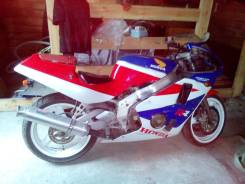 Honda CBR 400R, 1988