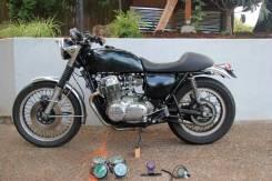 Honda CB 750, 1973