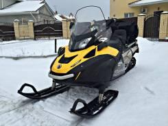 BRP Ski-Doo Skandic SWT 550F, 2014