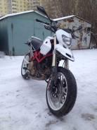 Ducati Hypermotard 1100S, 2009