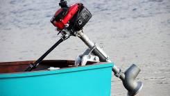 Лодочный мотор водомет Медуза К