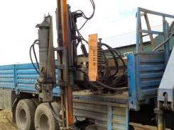 Продажа БУ сваебойной установки GAYK HRE-L для дорожного ограждения