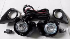 Фары противотуманные на Mazda Demio DE(2007-2011)год