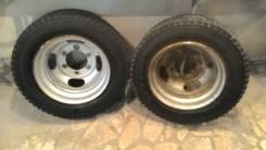 Dunlop, LT 195 70 15.5