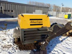 Продается компрессор на шасси Atlas Copco XAS 137