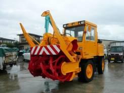 Снегоуборочная машина Nichijo HTR145