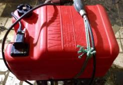 Бак топливный Yamaha 24 л. (коннектор, указатель уровня топлива)