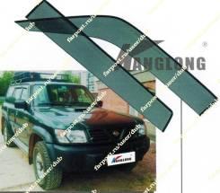 Ветровики оригинального качества, комплект), Patrol (Патрол) 97-10г.