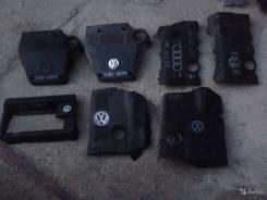 Крышка двигателя. Volkswagen Passat Volkswagen Bora Volkswagen Jetta Volkswagen Golf Audi A6 Двигатель ADR