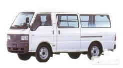 Грузовой микроавтобус Mazda Bongo Browny. По городу и краю