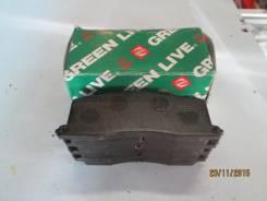Колодки тормозные задние  Toyota  Estima  TCR10W