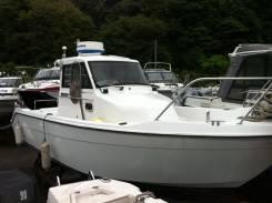 Продам катер Miyama MFC240II