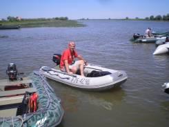 Продам лодочный мотр Тохатсу 9,8 и лодку ПВХ Кайман 300 - 50 т. р