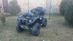 Yamaha Grizzly 700, 2014