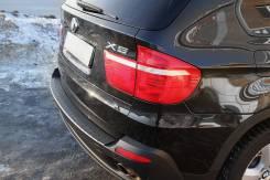 Накладка на бампер. BMW X5, E70 M57D30TU2, M57TU2D30, N52B30, N55B30, N57D30OL, N57D30S1, N57D30TOP, N57S, N62B48, N63B44, S63B44, S63B44O0, N63B44T3...