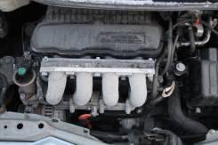 Двигатель в сборе. Honda Fit, GE6, GE7 L13A