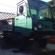 IFA Multicar M25, 1998