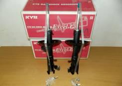 Комплект амортизаторов 4шт KYB Excel G Honda FIT GK3 GK4 GP5 GP6 GM#