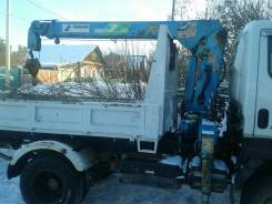 Авто-грузо перевозки с 8-22 в Иркутске.