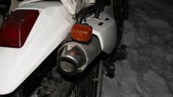 Прямоток на Yamaha TT-R 250