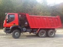 Самосвал 6х6 Iveco Trakker-AMT 420л. с.