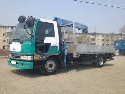 Куплю грузовик с манипулятором 5-8 тонн