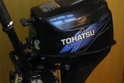 Лодочный мотор Tohatsu-9,8 4-х тактный, 2009 года.