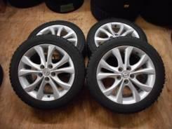 №422. Комплект дисков Mazda (3, 6, CX, Axela, Atenza. ) оригинал!
