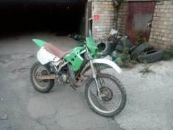 Kawasaki KDX 125, 2002