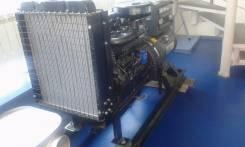 Дизельная эл. станция ДЭС на 30 кВт с кит. двигателем  новая на складе