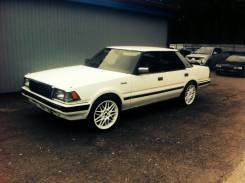 Toyota Crown, 1985