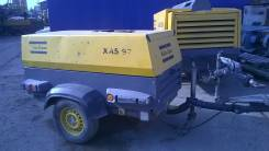 Передвижной дизельный компрессор Atlas Copco XAS97DD, 2007г. в.