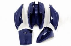 Комплект пластика Япония новый для скутера Honda Today AF61