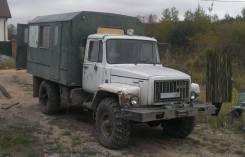 ГАЗ-33081. ГАЗ 33081, 4 750куб. см., 3 000кг., 4x4