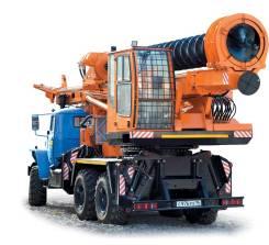 МБШ-812 – мощная бурильно-шнековая машина
