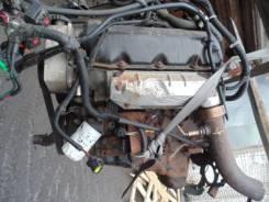Контрактный двигатель JEEP 3,7 л EKG