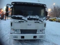 Продаётся грузовик бортовой с манипулятором Hyundai MEGA Truck