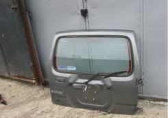 Дверь багажника. Suzuki Jimny, JB32W, JB33W, JB43W Suzuki Jimny Wide, JB33W, JB43W Suzuki Jimny Sierra, JB32W, JB43W Двигатели: G13B, M13A, G13BB