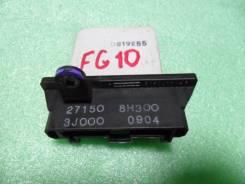 Резистор вентилятора  Nissan Almera N16