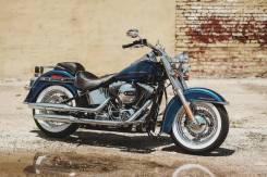 Harley-Davidson Softail Fat Boy, 2016