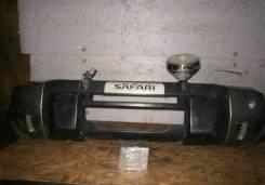 Бампер. Nissan Safari