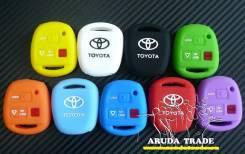 Силиконовый чехол на смарт ключ (чип ключ) Lexus / Toyota