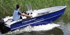 Продаем лодку (катер) Trident Zvezda 400.