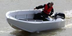Продаем лодку (катер) Trident 450.