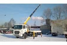 Возьмем попутный груз на Хабаровск. Кран 8 тонн борт 10 тонн 7 метров